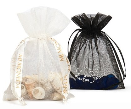 Organzazakjes ontwerp op maat geschenk tassen organza for Cadeauzakjes xenos